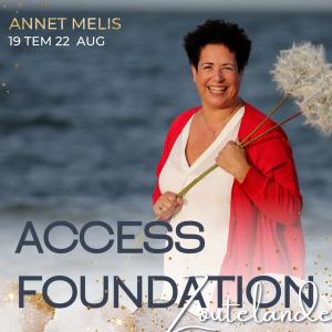 Foundation class zeeland Annet Melis